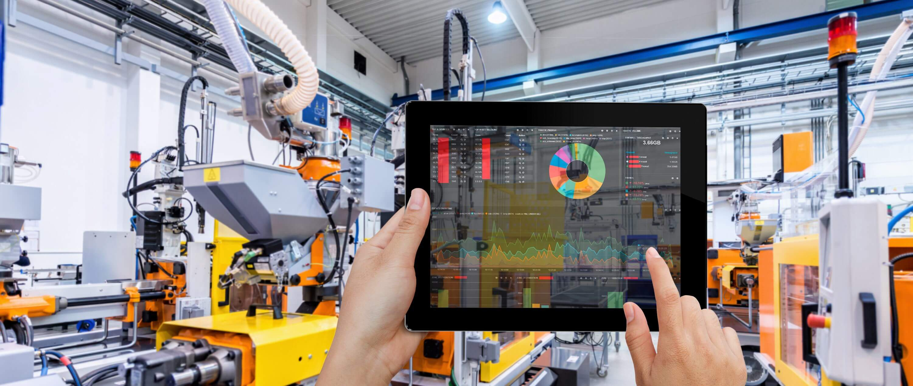 Monitoring Industrie 4.0